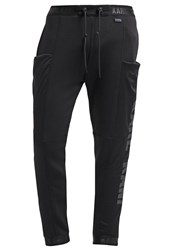 Karl Kani Menkar Tracksuit Bottoms Black