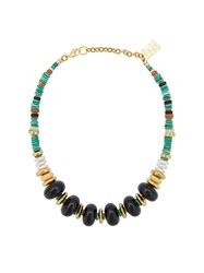 Lizzie Fortunato Jewels 'Cienfuegos' Necklace Turquoise