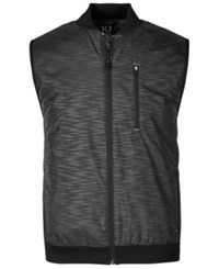 Ideology Id Men's Reflective Vest Created For Macy's Deep Black