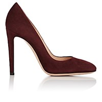 Gianvito Rossi Women's Roma Pumps Burgundy
