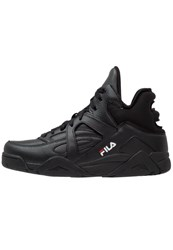 Fila Cage L Mid Hightop Trainers Black