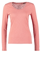 Marc O'polo Long Sleeved Top Rosewood