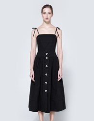 Rejina Pyo Issey Dress In Black
