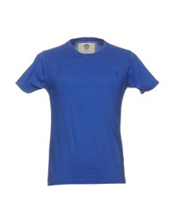 North Sails T Shirts Blue