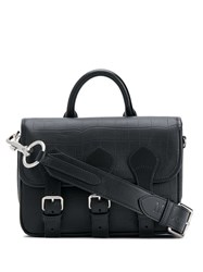 Acne Studios And Mulberry Crocodile Effect Messenger Bag 60