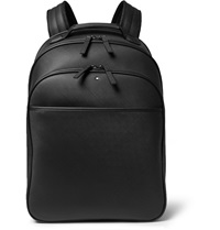Montblanc Extreme Leather Backpack Black
