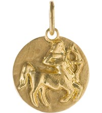 Annoushka Mythology Sagittarius 18Ct Yellow Gold Pendant