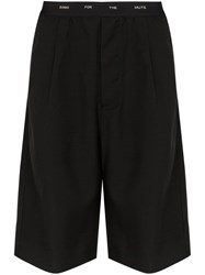 Song For The Mute Logo Band Shorts Black