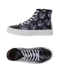 Markus Lupfer Footwear High Tops And Trainers Women Black