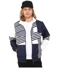 Staple Dazzle Jacket Navy Men's Coat