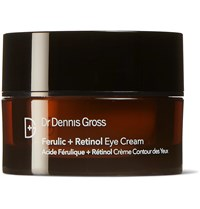 Dr. Dennis Gross Skincare Ferulic Retinol Eye Cream 15Ml Colorless