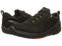 Ecco Biom Venture Gtx Tie Black Black Men's Tennis Shoes