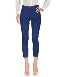 Anonyme Designers Casual Pants Blue