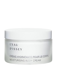 Issey Miyake L'eau D'issey Body Cream No Color
