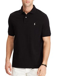 Polo Ralph Lauren Classic Fit Featherweight Tee Polo Black