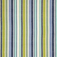 Dash And Albert Pond Stripe Rug 91X152cm
