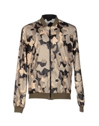 Fifteen And Half Jackets Military Green