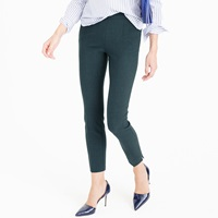 J.Crew Petite Martie Pant In Bi Stretch Wool