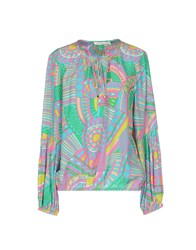 Alice And Trixie Blouses Green