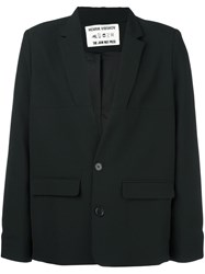 Henrik Vibskov 'The Moment' Blazer Black