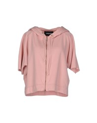 5Preview Topwear Sweatshirts Women Pastel Pink