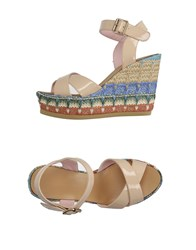 Fornarina Footwear Sandals Women Beige