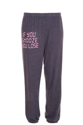 Wildfox Couture Snooze Track Trousers