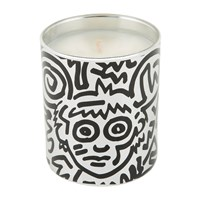 Ligne Blanche Keith Haring Scented Candle Andy Mouse Chrome