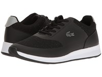 Lacoste Chaumont Lace 117 1 Black Women's Shoes