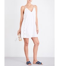 Jets By Jessika Allen Perspective Cotton Dress White