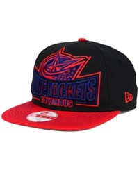 New Era Columbus Blue Jackets Grader 9Fifty Snapback Cap