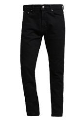 Abercrombie And Fitch Straight Leg Jeans Black