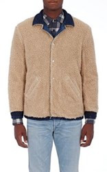 Simon Miller Men's Asahi Reversible Jacket Nude