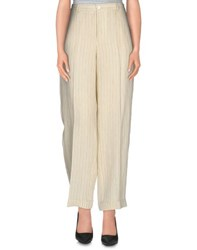 Polo Ralph Lauren Trousers Casual Trousers Women Ivory