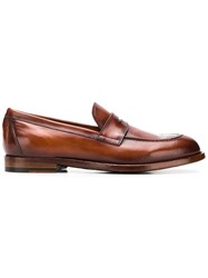 Officine Creative Ivy Loafers Brown