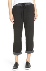 James Perse Women's Pull On Crop Pants