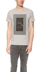 Surface To Air Kenzo Minami Tree T Shirt Heather Grey