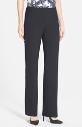 Women's Halogen 'Taylor' Stretch Suit Pants Navy Midnight