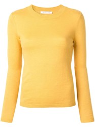 Rachel Gilbert Kendrix Sleeve Top Yellow