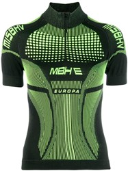 Misbhv Active Future Knitted Top Green