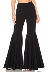 Milly Flared Pants Black