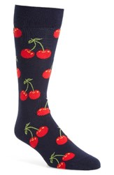 Happy Socks Men's Cherry