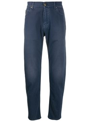 Mr And Mrs Italy Straight Leg Jeans Blue