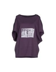 Laviniaturra T Shirts Dark Purple