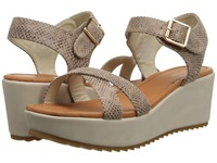 Wanted Torte Natural Women's Wedge Shoes Beige