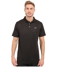 Cinch Athletic Short Sleeve Polo Black Men's Short Sleeve Knit