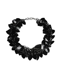 First People First Jewellery Necklaces Women Black