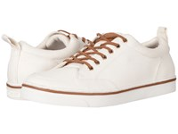 Vionic Orion White Canvas White Men's Lace Up Casual Shoes