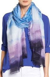 Nordstrom Women's Saharan Colorwash Cashmere And Silk Scarf