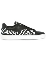 Philipp Plein Summer Sneakers Black